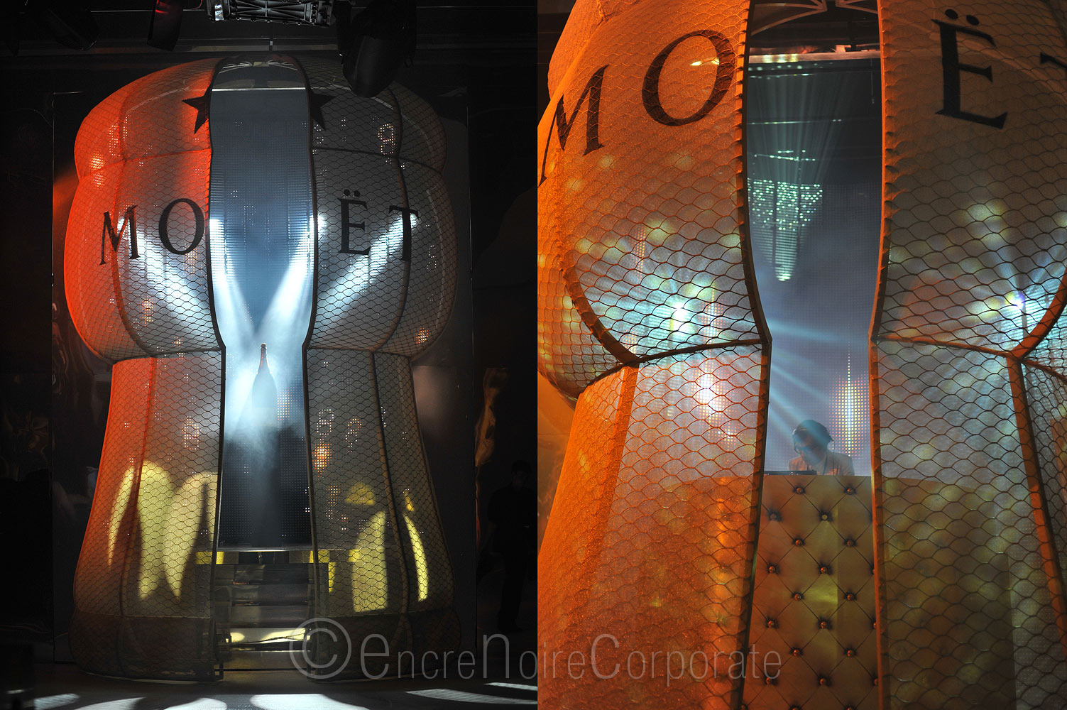 Moet et Chandon event London